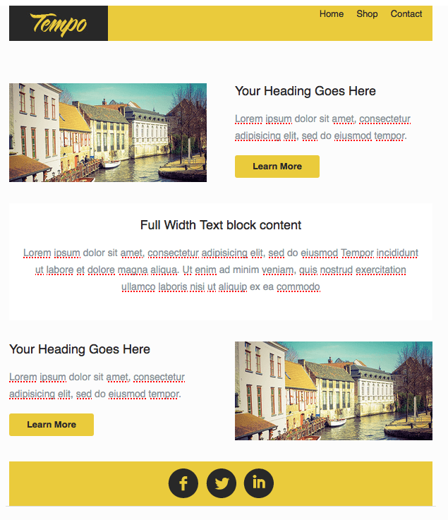 email marketing templates for real estate best market 2017